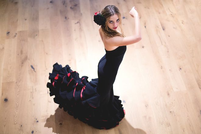 Mercedes Mestre Atelier Flamenco, Barcelona, Spain