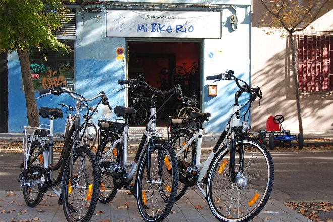 Mi Bike Rio, Madrid, Spain