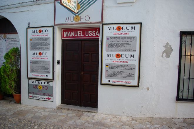 Micro-Gigantic Museum, Guadalest, Spain