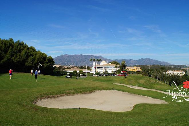 Miraflores Golf, Mijas, Spain