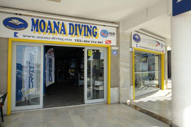 Moana Diving, Adeje, Spanje