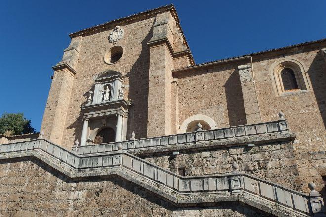 Monasterio Cartuja, Granada, Spain