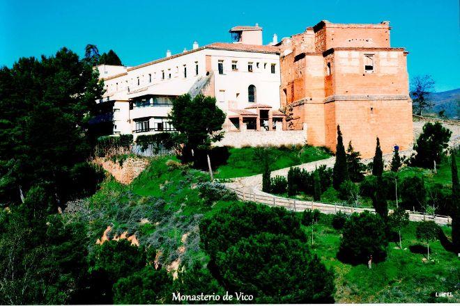 Monasterio de Nuestra Senora de Vico, Arnedo, Spain