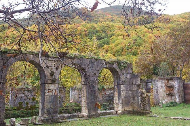 Monasterio de San Pedro de Montes, Ponferrada, Spain