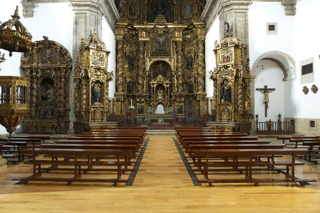 Monasterio e iglesia de San Pelayo, Santiago de Compostela, Spain