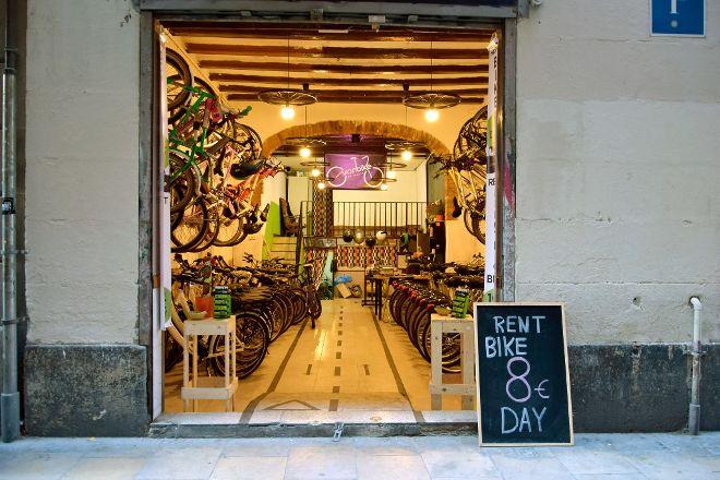 Monbike, Barcelona, Spain