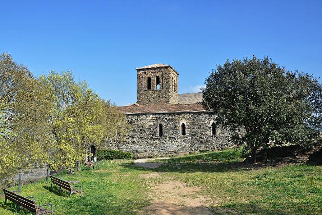 Monestir de Sant Pere de Casserres, Vic, Spain