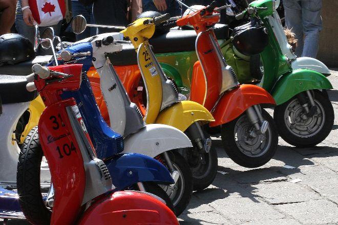 Moto-Rent, Barcelona, Spain