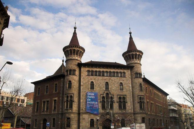 Municipal Conservatory of Barcelona, Barcelona, Spain