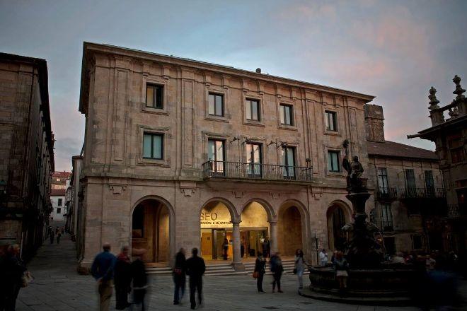 Museo das Peregrinacións, Santiago de Compostela, Spain