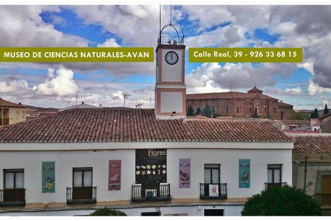Museo de Ciencias Naturales AVAN, Viso del Marques, Spain