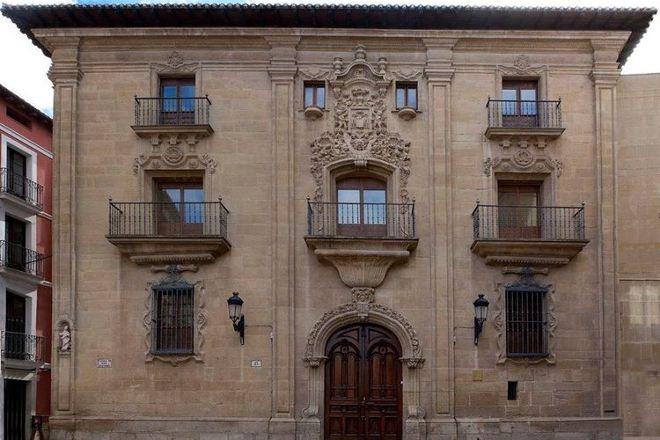 Museo de la Rioja, Logrono, Spain