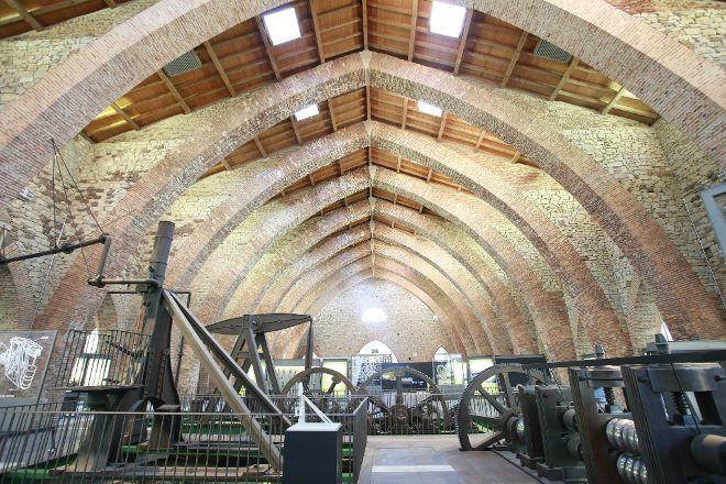 Museo de la Siderurgia y la Mineria de Castilla y Leon, Sabero, Spain
