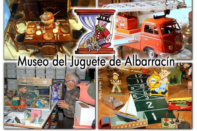 Museo del juguete, Albarracin, Spain