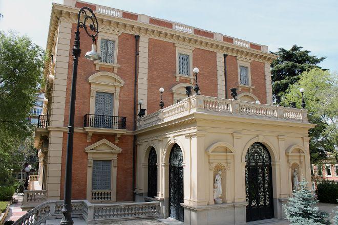 Museo Lazaro Galdiano, Madrid, Spain