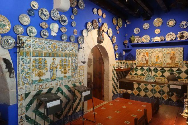 Museu del Cau Ferrat, Sitges, Spain