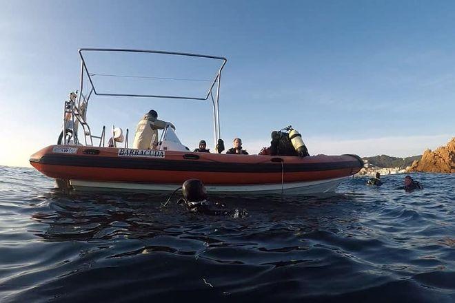 Oceanos Diving Center, Lloret de Mar, Spain