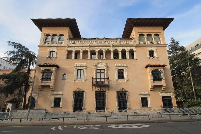 Palacio Bermejillo, Madrid, Spain
