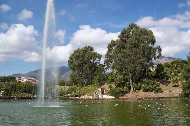 Parque De La Paloma, Benalmadena, Spain