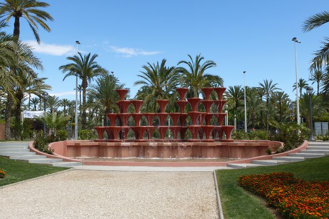 Parque Municipal, Elche, Spain