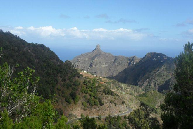 Parque Rural de Anaga, Santa Cruz de Tenerife, Spain