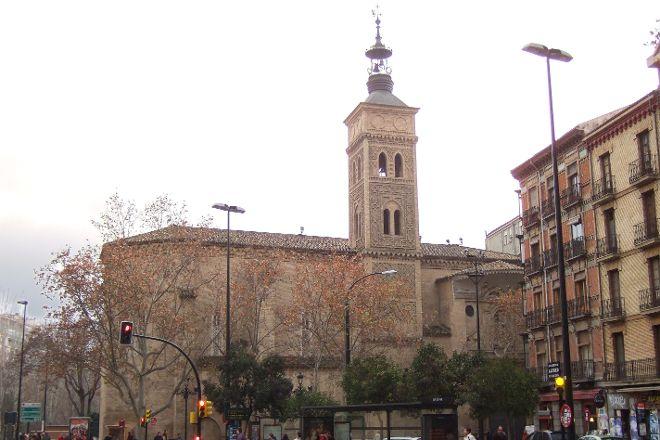 Parroquia San Miguel de los Navarros, Zaragoza, Spain