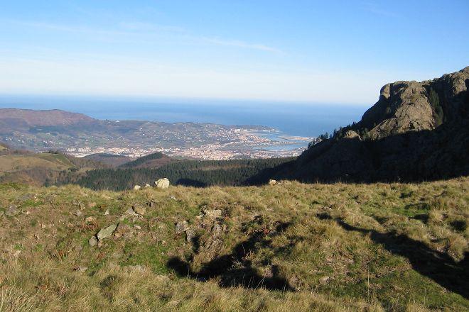 Penas de Aia, San Sebastian - Donostia, Spain