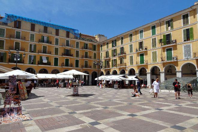 Placa Major Mallorca, Palma de Mallorca, Spain