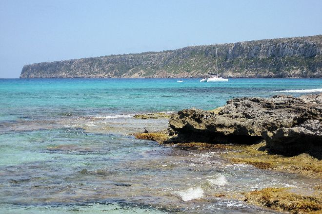Platja de Tramuntanna, Formentera, Spain