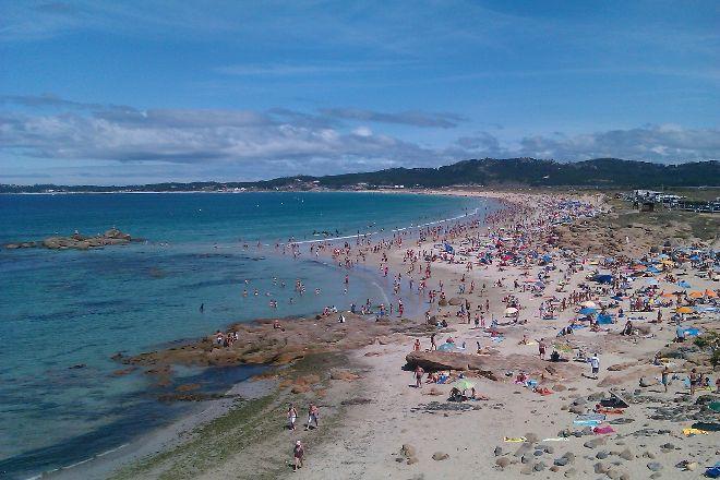 Praia da Lanzada, O Grove, Spain
