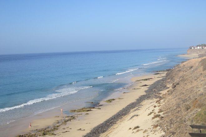 Playa de Butihondo, Pajara, Spain