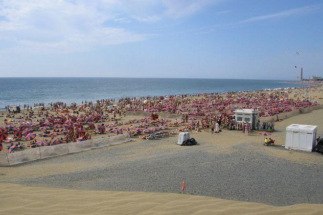 Playa de Maspalomas, Maspalomas, Spanje