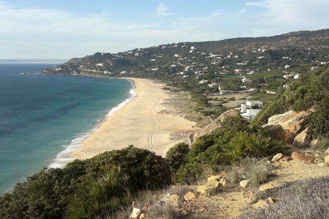 Playa de Zahara, Zahara de los Atunes, Spain