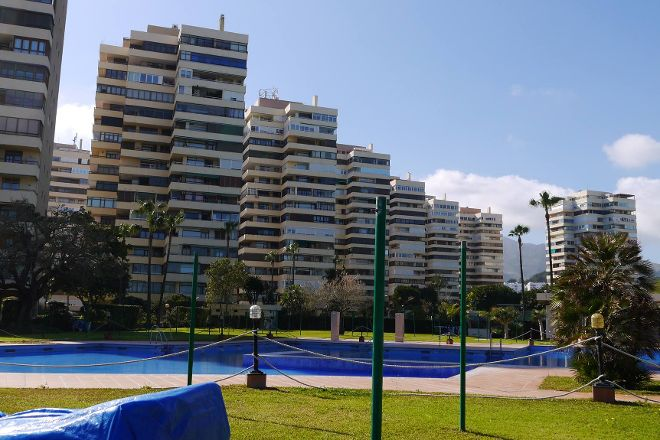 Playamar, Torremolinos, Spain