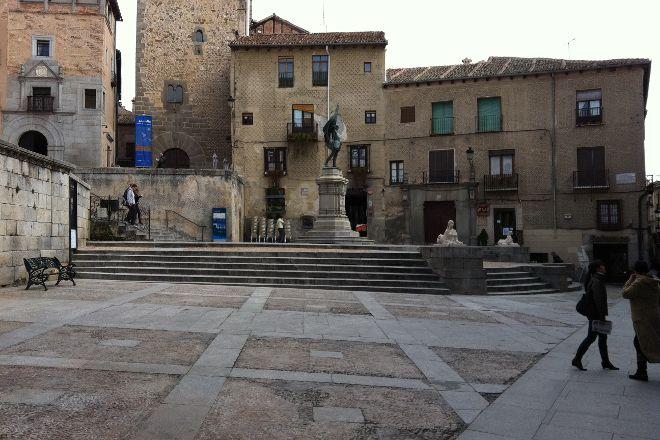 Plaza de Medina del Campo, Segovia, Segovia, Spain