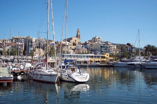 Port Masnou, Barcelona, Spain