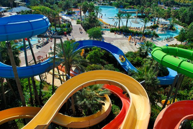 PortAventura Caribe Aquatic Park, Salou, Spain