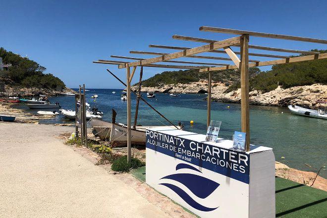 Portinatx Charter, Portinatx, Spain