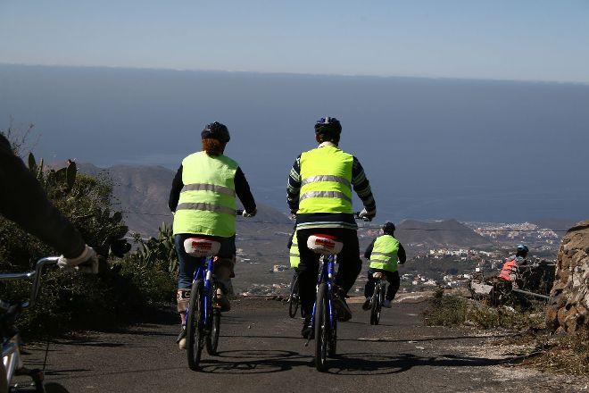 Rafting Bike Tenerife, Adeje, Spain