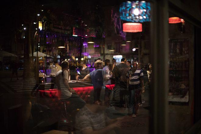Raval Bar, Barcelona, Spain