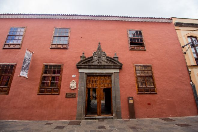 Real Sociedad Economica de Amigos del Pais de Tenerife, San Cristobal de La Laguna, Spain