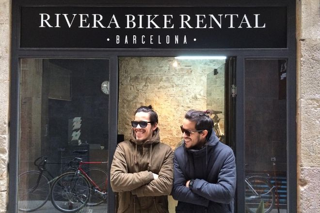 Rivera Bike Shop, Barcelona, Spain