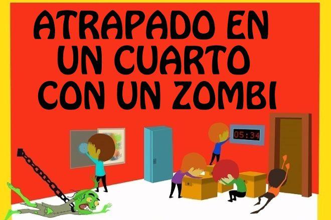 Room Escape Adventures (Atrapado en un Cuarto con un Zombie), Madrid, Spain