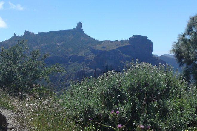 Roque Nublo, Las Palmas de Gran Canaria, Spanje
