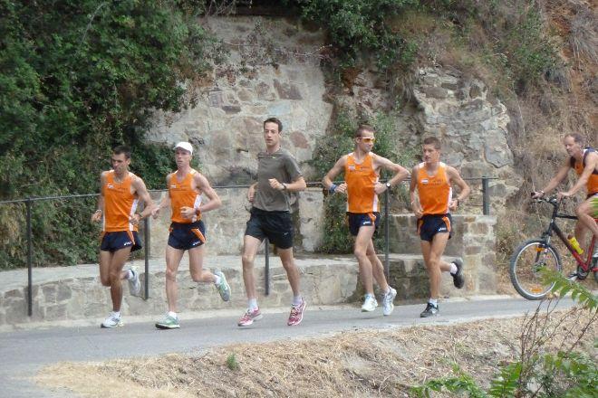 Running Barcelona, Barcelona, Spain