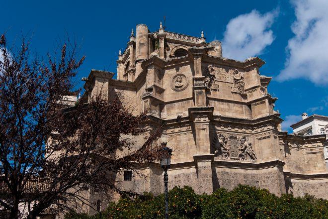Saint Jerome Monastery, Granada, Spain