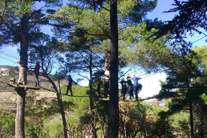 Saltapins Aventura, Morella, Spain
