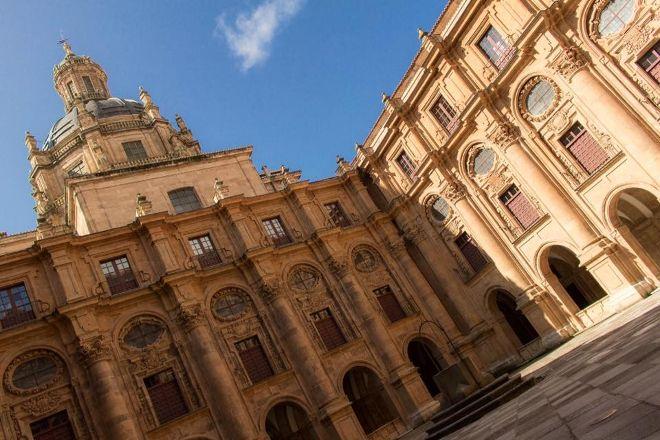 Scala Coeli Torres de la Clerecia, Salamanca, Spain