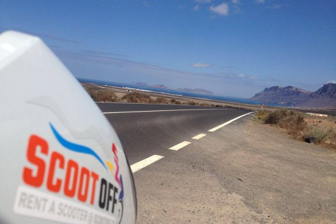 Scootoff, Arrecife, Spain