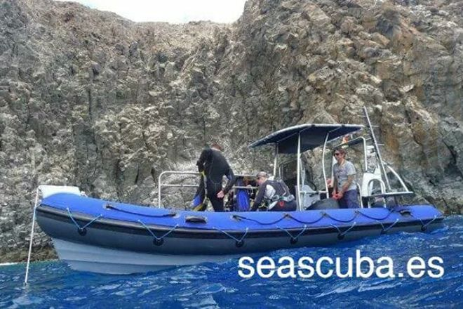 Seascuba, Santiago del Teide, Spain